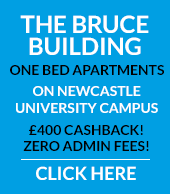 The Bruce Building Aprartments - £400  Cashback & Zero Admin Fees