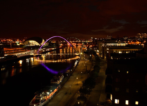 Newcastle/Gateshead Quayside