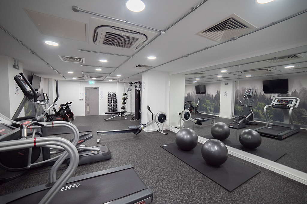 Full Equipped Gym at Cassaton House